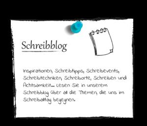 Schreibblog