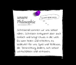 Unsere Philosophie